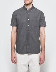 Topman Ss Grey Denim