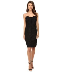 Adelyn Rae Woven Tube Dress Black Women's Dress