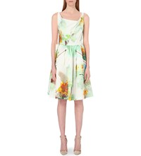 Anglomania Monroe Floral Print Dress Multi