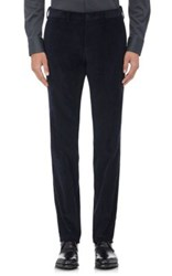 Cifonelli Men's Cotton Corduroy Trousers Navy