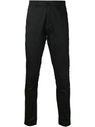 Stampd Skinny Casual Trousers Black