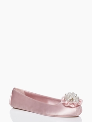 Kate Spade Fanna Slippers Baby Pink