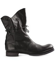 Lost And Found High Ankle Boots Black
