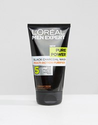 L'oreal Paris Men Expert Pure Power Deep Cleansing Face Wash 150Ml Multi