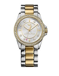 Juicy Couture Ladies Two Tone Stella Watch