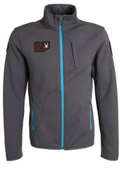Spyder Wengen Fleece Grey