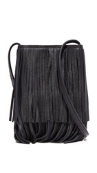 Rebecca Minkoff Finn Phone Bag Black