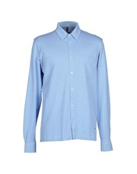 Missoni Shirts Shirts Men Azure