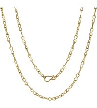 Annoushka Classic Infinity Handmade 18Ct Yellow Gold Chain Necklace