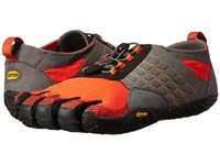 Vibram Fivefingers Trek Ascent Grey Red Black Men's Shoes