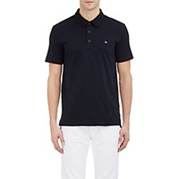 Rag And Bone Men's Standard Issue Polo Navy