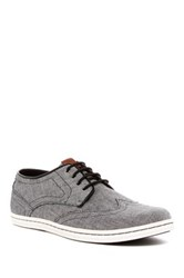 Ben Sherman Nick Wingtip Sneaker Gray