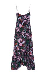 Saloni Inga Floral Slip Dress