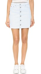 Hudson Cammy Button Up Skirt Seaside