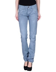 Seal Kay Independent Casual Pants Sky Blue