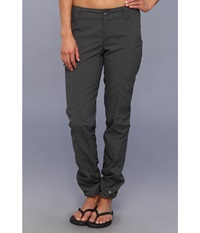 Columbia Insect Blocker Cargo Straight Leg Pant Grill Women's Casual Pants Gray