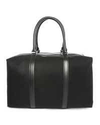 Paul Smith Accessory Black Weekend Leather Bag