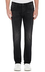 Earnest Sewn Men's Bryant Slim Jeans Black