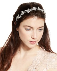 Jennifer Behr Celeste Crystal Circlet Headband