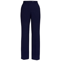 Chesca Zip Pocket Trousers Navy