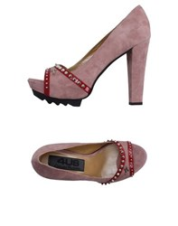 Cesare Paciotti 4Us Footwear Courts Women Skin Colour