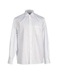 Boss Black Shirts Shirts Men White