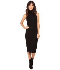 Christin Michaels Kapona Dress Black Women's Dress