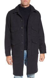 Filson Men's Long Cruiser Wool Coat