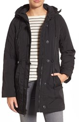 Andrew Marc New York Women's 'Chrissy' Rain Coat With Removable Hood