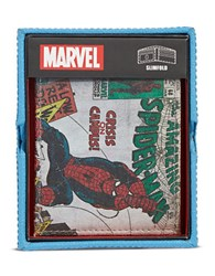 William Rast Spiderman Wallet