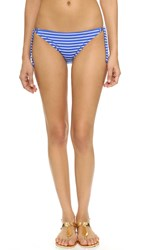 Moschino Stripe Bikini Bottoms Multi
