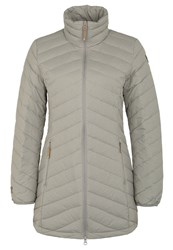 Icepeak Tessy Down Coat Cement Beige