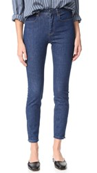 A.P.C. Super Skinny Jeans Washed Indigo