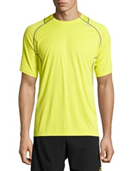 Asics Favorite Short Sleeve Tee Electric Lime
