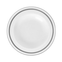 Vera Wang Wedgwood Infinity Soup Plate 23Cm