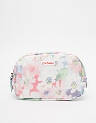 Cath Kidston Classic Box Make Up Case With Nylon Zip Painteddaisy