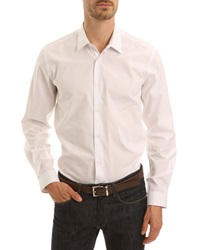 Menlook Label Dean White Shirt