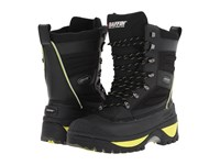 Baffin Crossfire Black Floro Green Men's Cold Weather Boots