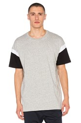 Zanerobe Splinter Rugger Tee Gray