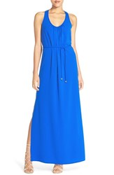 Women's A By Amanda Button Back Maxi Dress