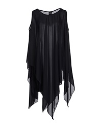 Short Dresses Black