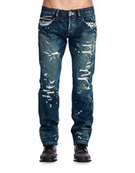 Cult Of Individuality Rebel Straight Jeans Ferrow