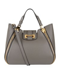 Tom Ford Sedgwick Mini Tote Female Graphite