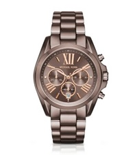 Michael Kors Oversized Bradshaw Rose Gold Tone Sable Watch