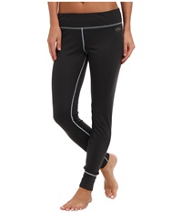 Hot Chillys Geo Pro Bottom Black Heather Women's Casual Pants