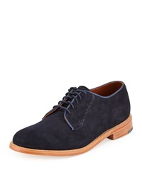 Gorilla Usa Suede Dress Oxford Navy