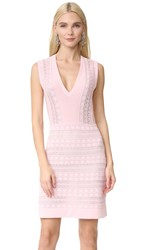 Giambattista Valli Knit Dress Pink