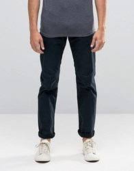 French Connection Chino 5 Pocket Navy