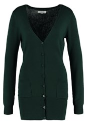 Zalando Essentials Cardigan Green Dark Green
