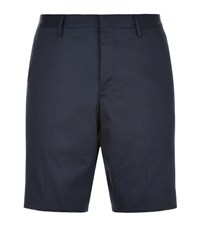 Paul Smith Ps By Chino Shorts Male Navy